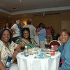 Carolyn Jewett, Joyce Holland, and Christye Johnson mix and mingle at the Lutherans Concerned/North America Mix and Mingle!