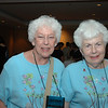 Shirley Benken and Gail Kato of Kentucky enjoy the gathering at the Lutherans Concerned/North America Mix and Mingle.