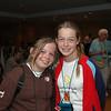 Sisters Laura and Sarah Thieme.