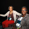 Verlette Brunnel and Darlene Love of the SW California Synod.