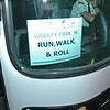 Women of the ELCA participate in the Run, Walk, 'n' Roll.
