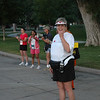 Susan Drane raised a $5200 donation for her participation in the Run, Walk, 'n' Roll.