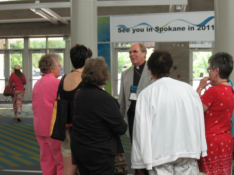 Will we see you in Spokane in 2011? (TLB)
