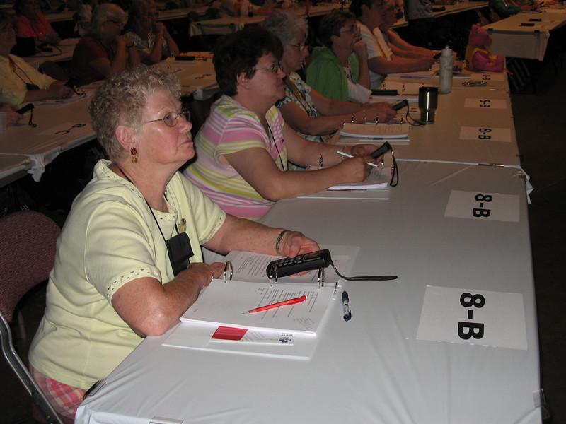 Voting practice (TLB)