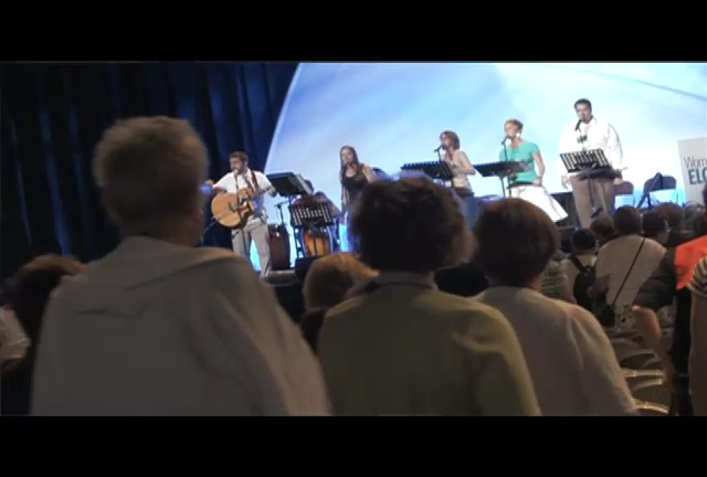 Opening highlights from Women of the ELCA Triennial Gathering 2008