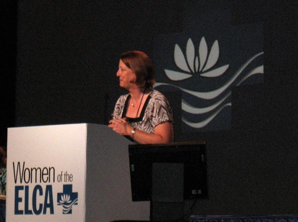 Anjanette B. Hodges, Women of the ELCA Treasurer Elect (TLB)