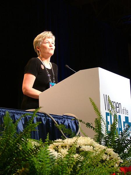 Beth Wrenn, Women of the ELCA President Elect