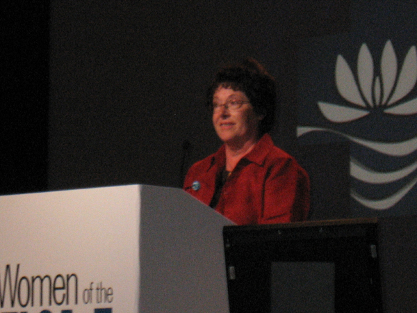 Betty Brandt, Women of the ELCA Secretary Elect (TLB)