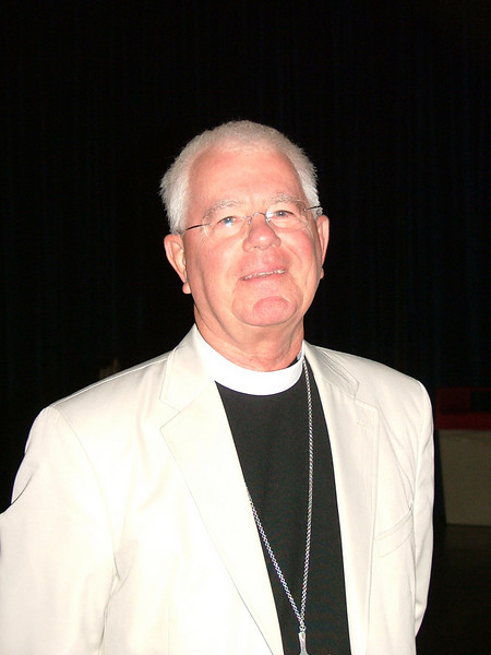Greetings from Rocky Mountain Synod Bishop: The Reverend Allan C. Bjornberg