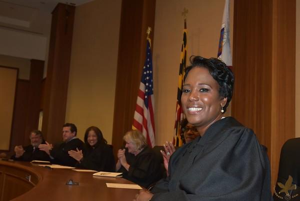 8-10-2016 Investiture of Ada Elizabeth Clark-Edwards