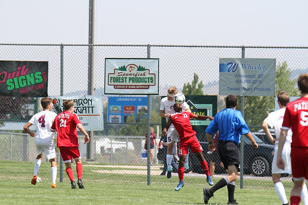 8-19 Sp boys, girls soccer vs SF Lincoln
