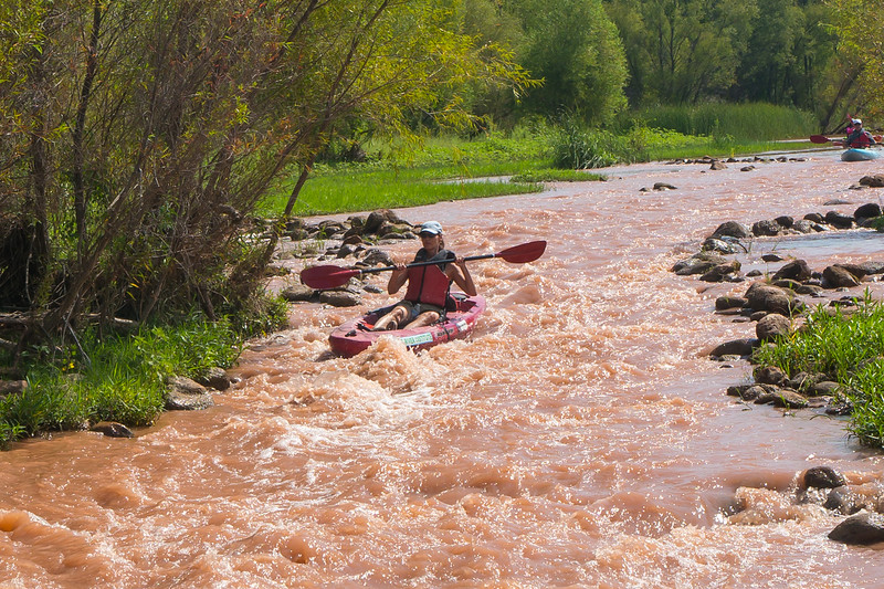 Verde River Institute Float Trip, Tapco to Tuzi, 8/20/16