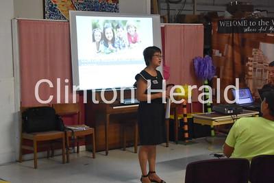 8-22-18 Clinton Region Child Care Forum