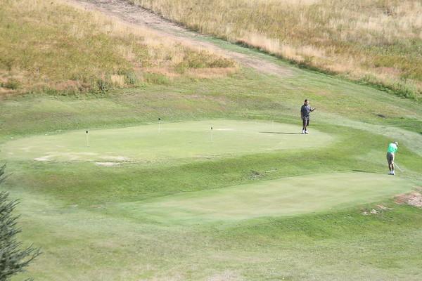 8-24 L-D, BF boys golf at pre-regional