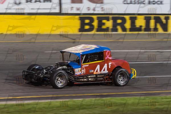 8-25-17 Berlin Raceway Champ Night #1