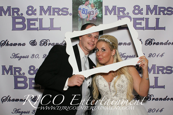 8-30-14 - Shawna & Brandon Wedding Photobooth