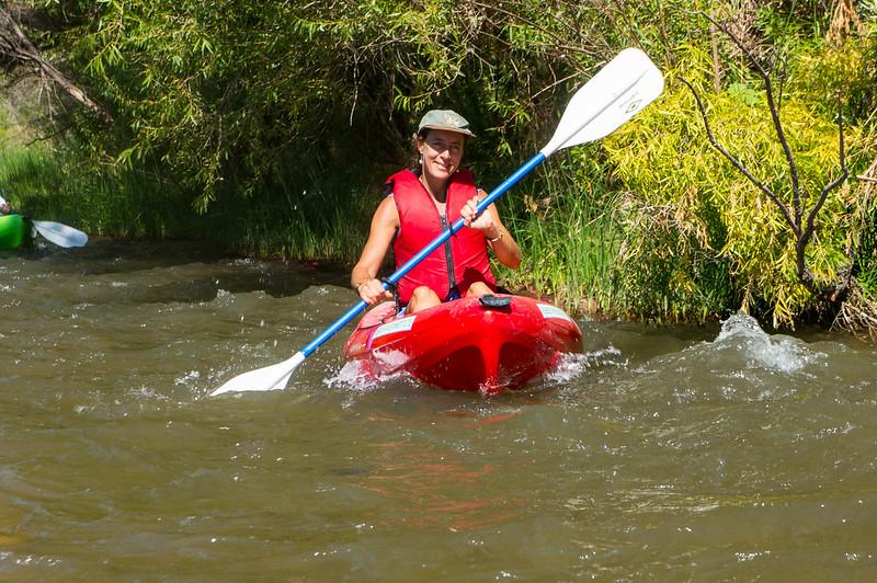 Verde River Float Trip, Tapco to Tuzi, 8/31/19