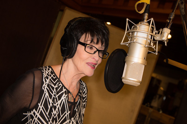 "Chita Rivera at the Broadway for Orlando benefit single recording of ""What the World Needs Now Is Love"" - June 15, 2016 - Avatar Studios, NYC (Photo: Jeremy Daniel)"