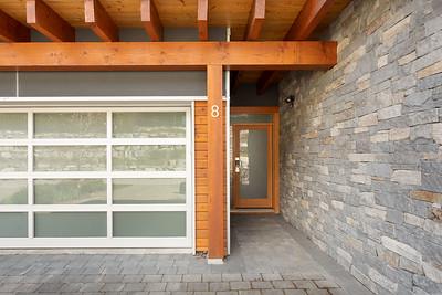 R8 Front Door