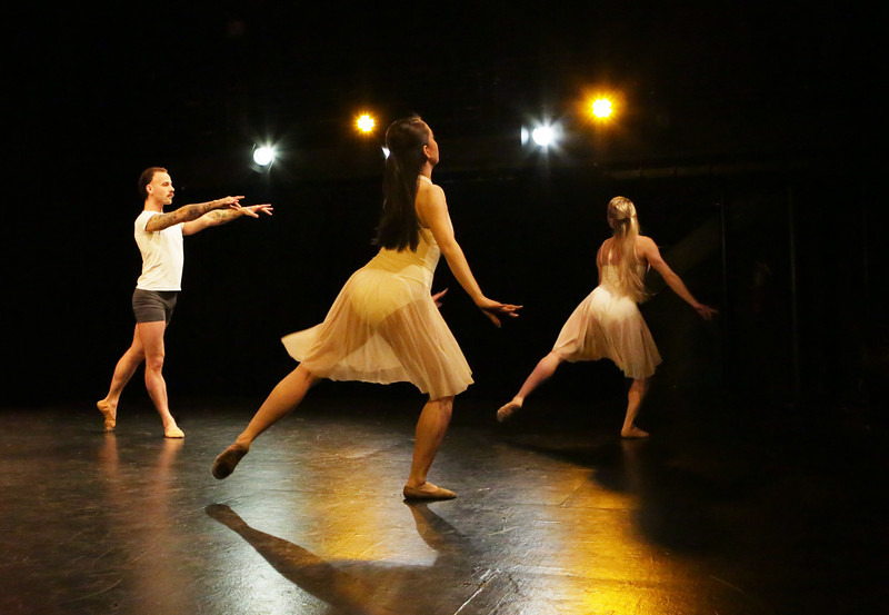 Neville Dance Theatre - Mar 28, 2018