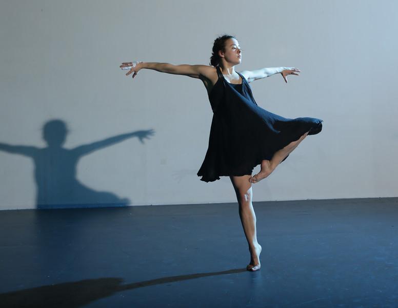 Dan Lai choreographer, dancer Jordyn Santiago