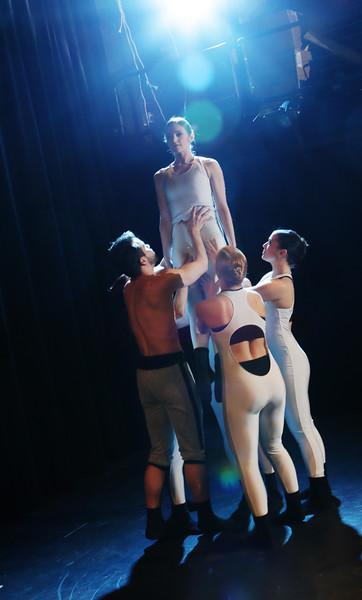 Kirsten Schranze & Dancers