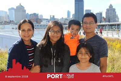 8 septembre 2018 - Port en ville