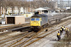 10th Feb 81:  47358 uses the crossover at West Ealing to get to the Down Main line