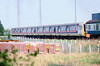 10th Apr 81:  4002 one of the 2 prototype 508 units languishes in a quite corner of Wimbledon Depot