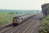 19th Jun '86: 37038 westbound at Shottesbrooke