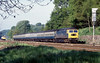 15th May 81:  47124 on the 07.00 from Worcester to Paddington captured from Waingels Road