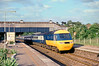 15th Jun 81:  Set 253039 charging west through Twyford with the 18.45 Paddington to Cardiff