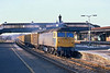 6th Dec 81:  Running on the Up Main through Twyford is 47074 with empty Rubbish containers from Appleford to Brentford