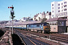 "July 1972: D1034 ""Western Dragoon"" departs Penzance"