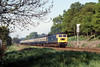 15th May 81:   Leaving the Sonning Cutting is 47512 in charge of the 07.45 from Bristol Temple Meads to Paddington