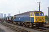 30th May 82:  56066 at Didcot with HAA empties