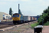 10th Jun 83:  33028 charges West on the Down Main through Slough