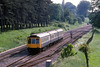 6th Jun 83:  B433 forming the 17.20 from Bristol Temple Meads to Warminster is captured at Bathampton