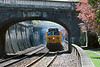 15th May 83:  50017 is captured in Sydney Gardens with a Bristol Temple Meads to Paddington working