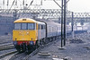 19th Apr 83:  'Novelty' AKA 86235 enters Crewe working the 09.20 Brighton to Manchester