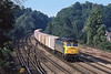 23rd Sep 1983:  47225 with a Freightliner to East London fromn Southampton