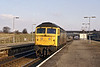 17th Feb 1983:47099 light engine west through Iver