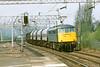 27th Apr 83:  85040 heads south with a Speedlink service through Berkhamstead