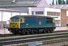 10th Jun 12:  56040 'Oystermouth' at Slough
