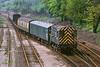 29th May 84:  09005 runs out onto the main line at Woking