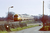 16th Apr 84: 253028 forms the 9.05 from Paddington to Swansea.