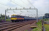 19th Jun 85:  87009 'City of Birmingham' 0901-on an Up Express at Kings Langley