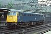19th May '85:  81022 at Euston