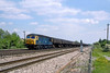 29th May 85:  56053 at Taplow returning empty oil tanks from Langley to South Wales