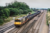 31st Jul 1983:  On a very  dull afternoon 58025 is at Foxhall Junction as it is about to enter Didcot Power Station